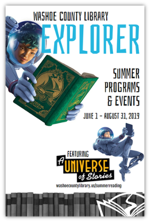 Washoe County Library Explorer Cover