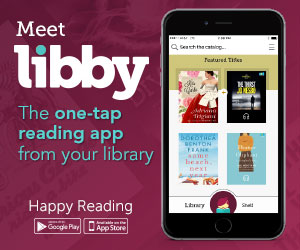 Meet Libby - the one-tap reading app from your library. Happy Reading!