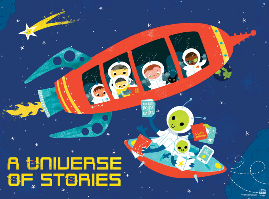 universe of stories summer reading