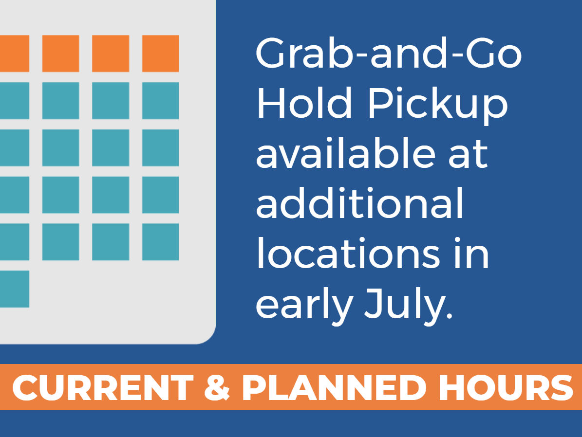 Grab-and-go service available at additional locations in early July.